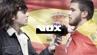 Lo que piensa el votante de VOX - Luc Loren Toma La Calle