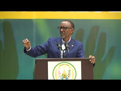 President speaks at National Prayer Breakfast | Kigali, 10 September 2017