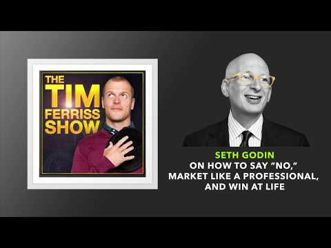 Seth Godin Interview   The Tim Ferriss Show (Podcast)