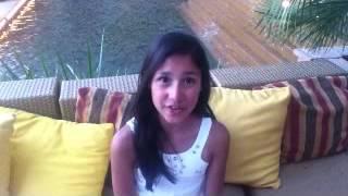 Miss Washington Preteen National Teenager 2013 ~ Alejandra Del Prado