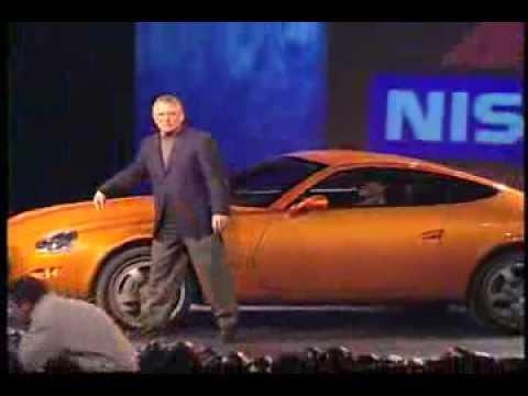 1999 Nissan Z Concept Car
