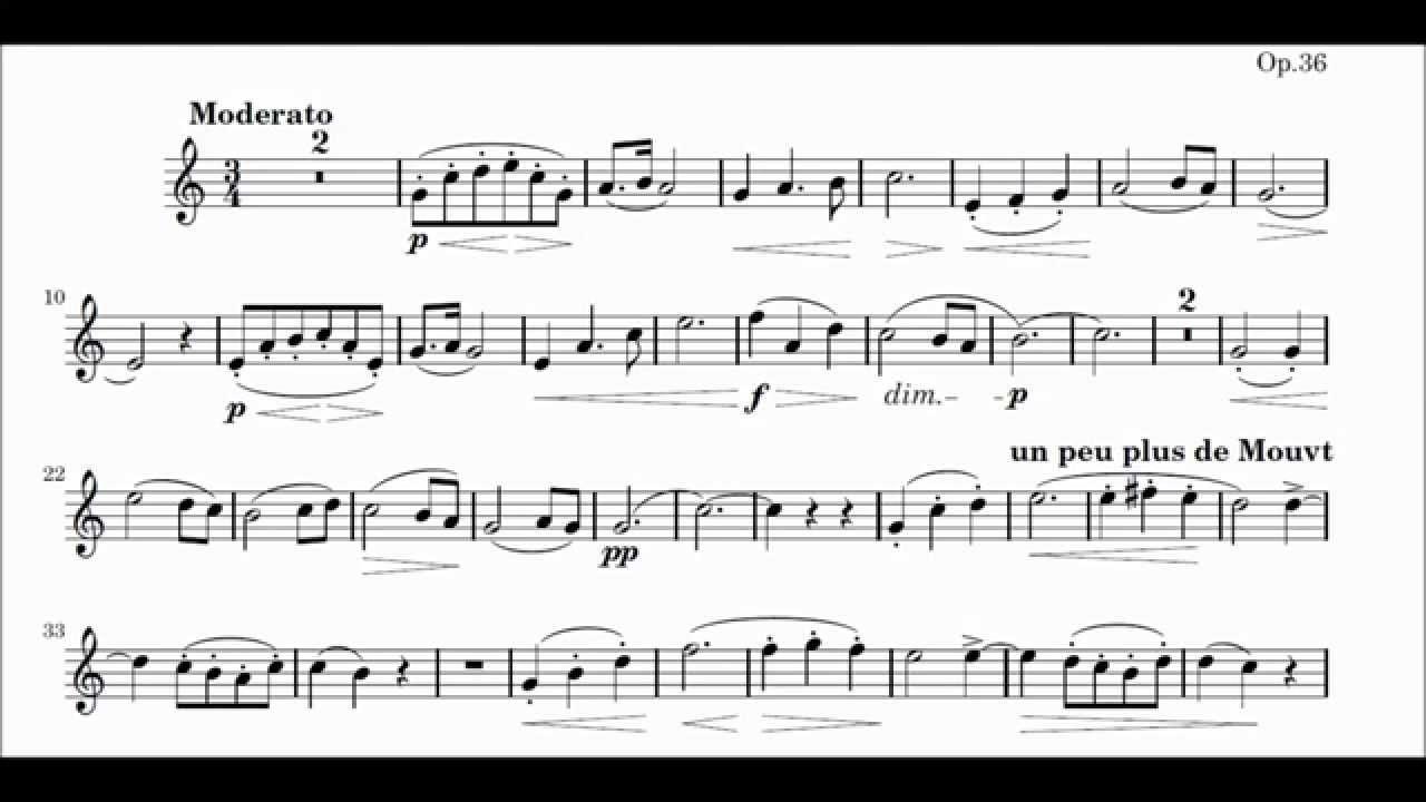 Romance - Horn
