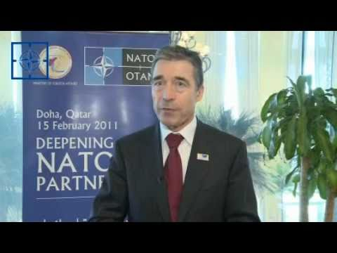 NATO and Gulf countries deepen their partnership in Doha, Qatar