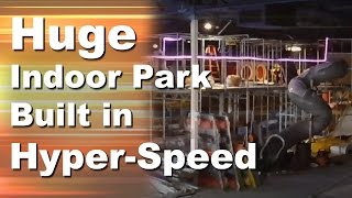 Mesa Indoor Fun Park Built in Hyper-speed | UJFP
