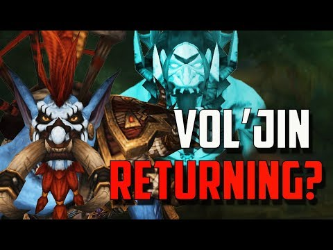 Will Vol'jin Be Returning In WoW: Battle For Azeroth?