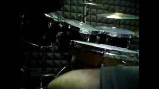 Lupin III Theme drum cover