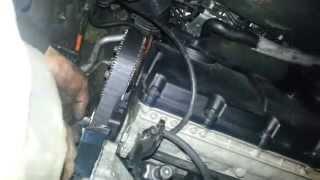 vw sharan motor auy přestavba