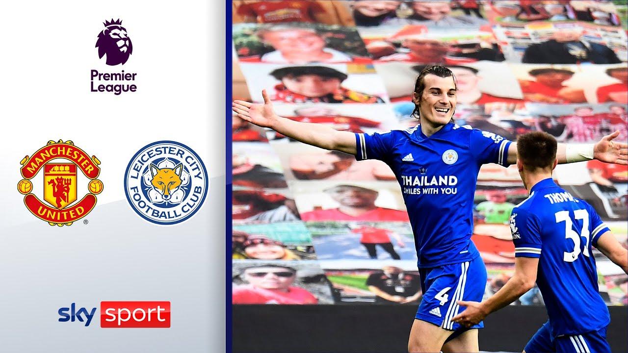 Söyüncü macht ManCity zum Meister | Manchester United - Leicester 1:2 | Highlights - Premier League