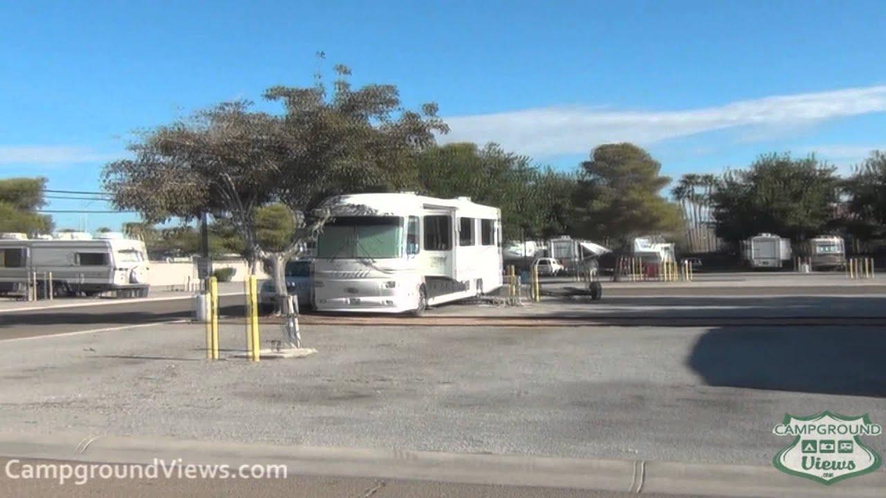 Campgroundviews Com Las Vegas Koa At Sam S Town Nellis