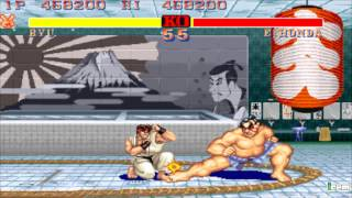 STREET FIGHTER 2 WORLD WARRIOR FULL PERFECT RYU