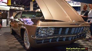 1965 Impala The Imposter Foose Design - 2015 Sema Motor Show