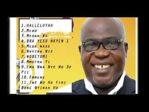 Download Mc Abraham mix 1.HALLELUYAH2.Mebo3.Medah Wo4.BRA YESU NKYEN 1 5.Meda wase6.Nhyira Nie 7.WOBETUMI