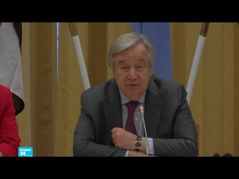 المبعوث الأممي لليمن يدعو أطراف النزاع إلى احترام اتفاق وقف إطلاق النار  - نشر قبل 26 دقيقة