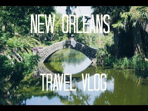 New Orleans Travel Vlog