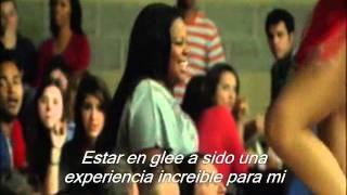 Glee 3 temporada Trailer 2 subtitulado