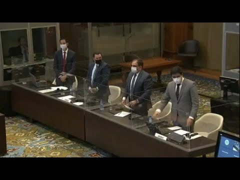 Армения Vs Азербайджан в Международном суде ООН