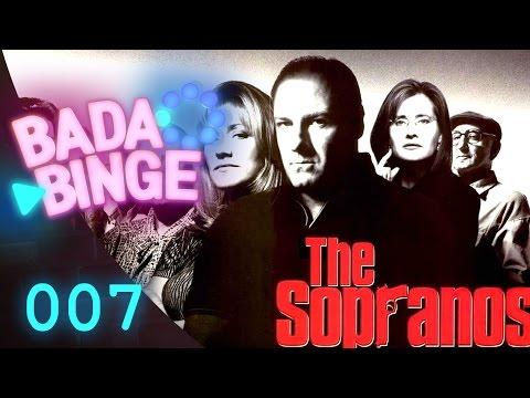 Die Sopranos Special mit Gaststar Etienne | Bada Binge #07