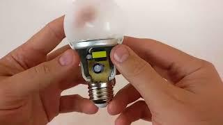 Лампа Maxi 10 в разрезе