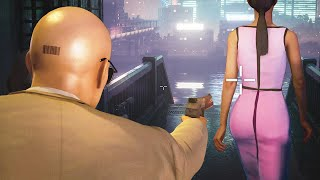Hitman 3 for adults..