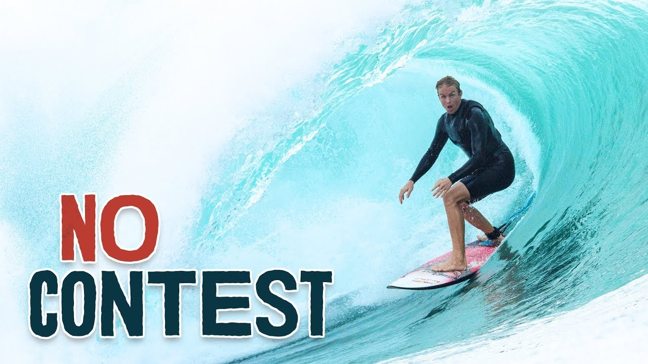 No Contest hits the Hawaiian North Shore