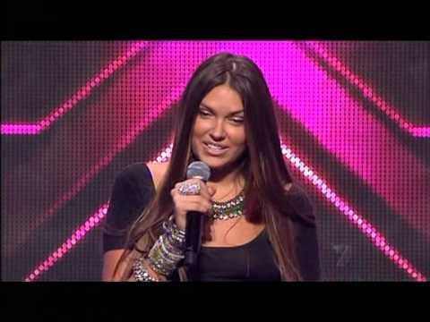Bella Hunter - Auditions - The X Factor Australia 2012 night 5 [FULL]