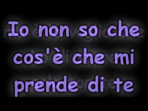 Imprevedibile - Paolo meneguzzi (Testo)