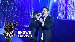 """Shows en vivo #TeamSole: Dúo Salteño canta """"Entra en mi vi..."""