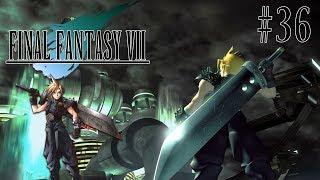 Let's Play: Final Fantasy 7 #36 | Melancholy Snowboarding