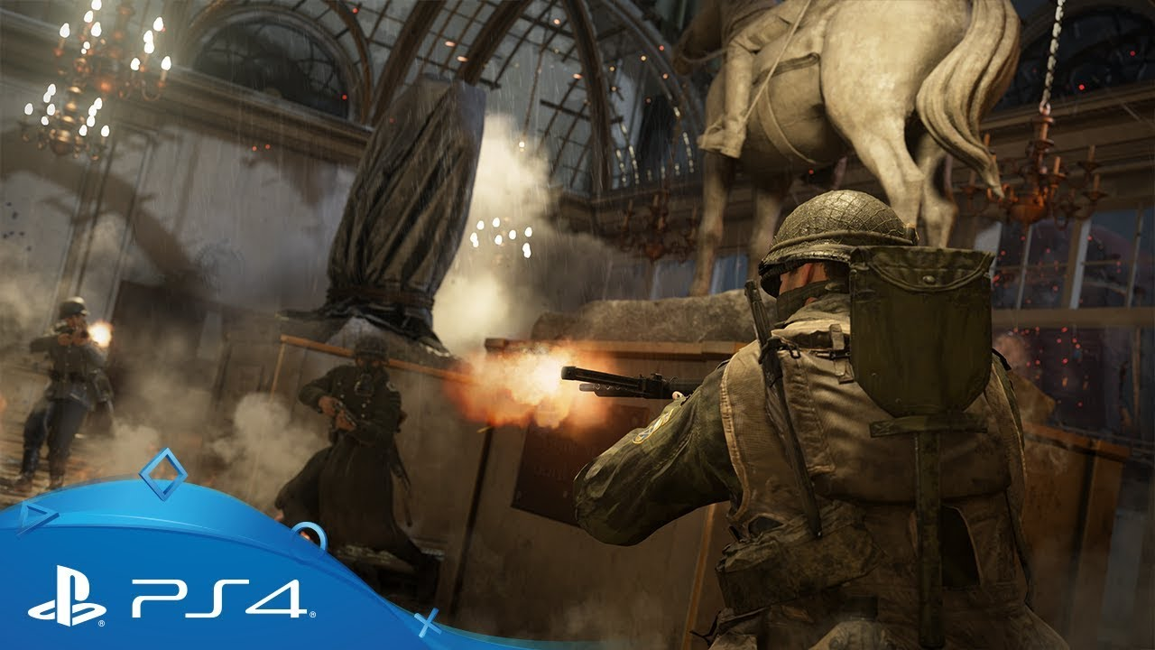 Call of Duty: WWII   United Front DLC 3 Trailer   PS4