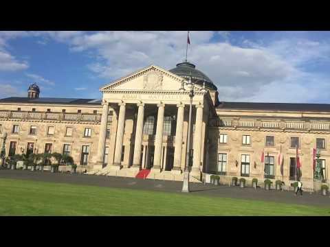 Frankfurt, Hesse - Wiesbaden Kurhaus & Casino