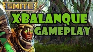"SMITE Xbalanque Gameplay - ""I Suck"""