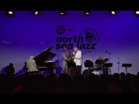Image result for Rein de Graaff Trio & special guest Ronnie Cuber at North Sea Jazzfest 2019