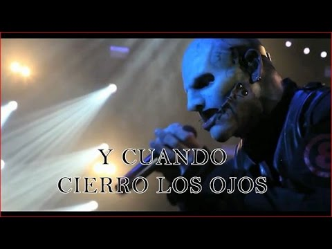 Slipknot The One That Kill The Least  Fan  Subtitulos Español