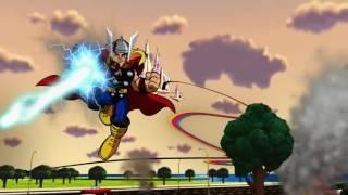 видео Отряд супергероев (Супергеройский отряд) — The Super Hero Squad Show (2009-2011) 1,2 сезона Смотреть Сериал онлайн или Cкачать торрент бесплатно — ZSerials.TV / ZSerials.CC