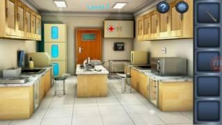 видео Prisoner Escape From Hospital