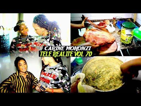 Télé Realité Vol 70 Carine Mokonzi Annoncé Jours Ako Voyagé +Couple Maray  En Mode Ngulu