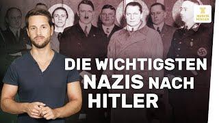 Goebbels, Göring & Himmler | Nazi-Größen | Geschichte