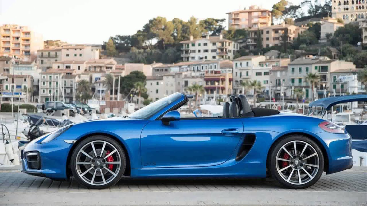 2015 porsche boxster - youtube