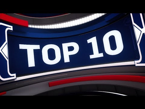 Top 10 Plays of the Night | October 8, 2017