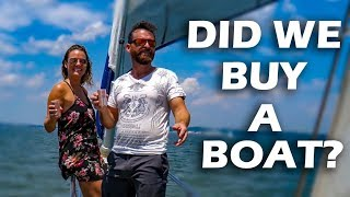 Did We Buy A Sailboat? - S4:E28