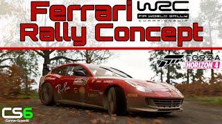 Ferrari WRC Rally Concept - Forza Horizon 4