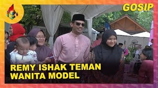 Remy Ishak Teman Wanita Model | Melodi (2019)