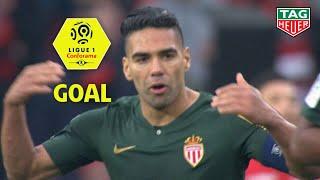 Goal Radamel FALCAO (69') / Stade Rennais FC - AS Monaco (2-2) (SRFC-ASM) / 2018-19
