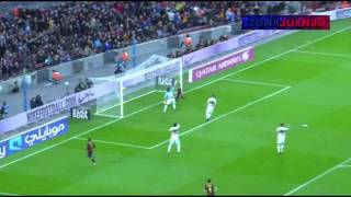 vuclip FC Barcelona vs Elche [4-0][Jornada 18][05-01-2014]