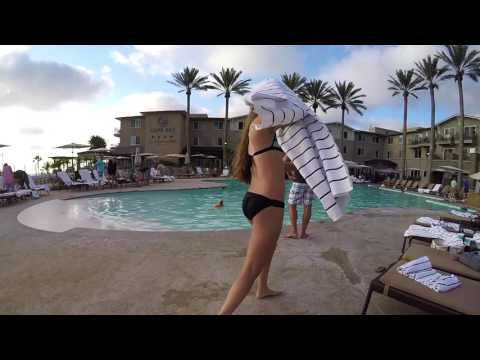 Carlsbad CA Family Trip, July 2016: GoPro