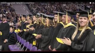 2017 Department of Agricultural Economics Graduate School Commencement