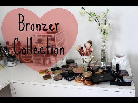 My Makeup Stash- Bronzers