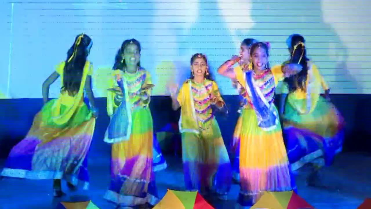 welcome songs for school annual day in telugu