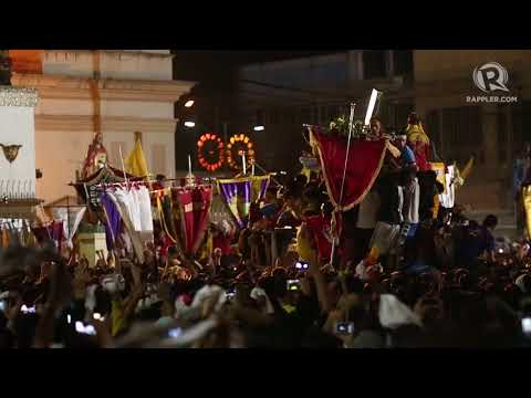 Nazareno returns to Quiapo Church as Traslacion 2018 ends