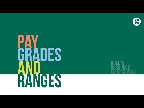 Pay Grades And Ranges